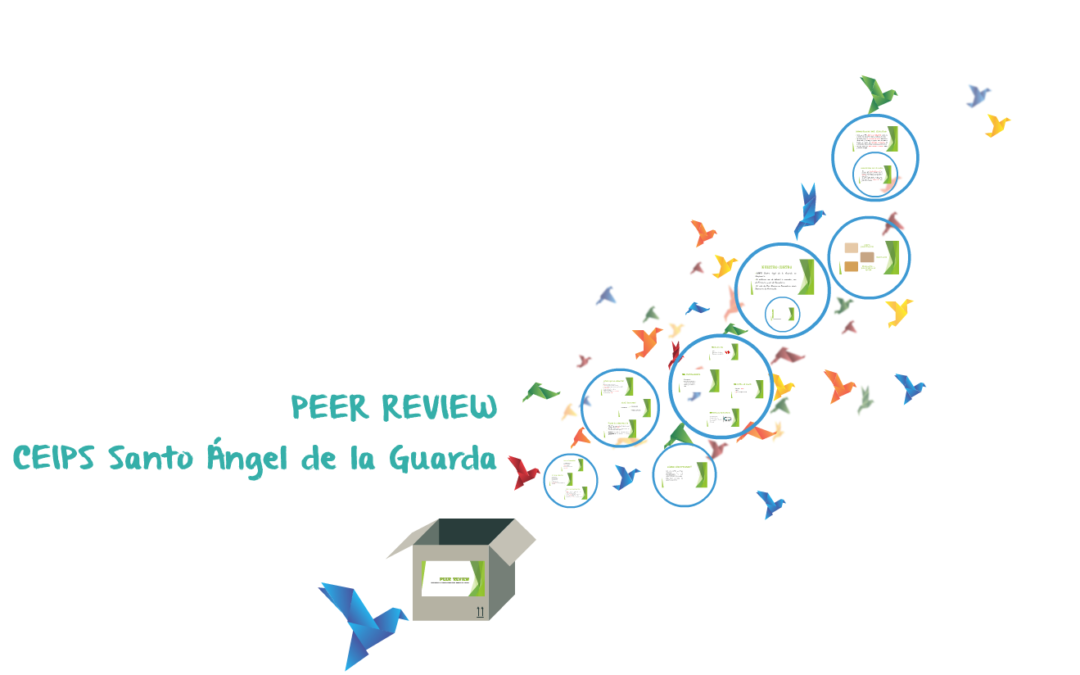 PECHAKUCHA: Teaching Peer Review
